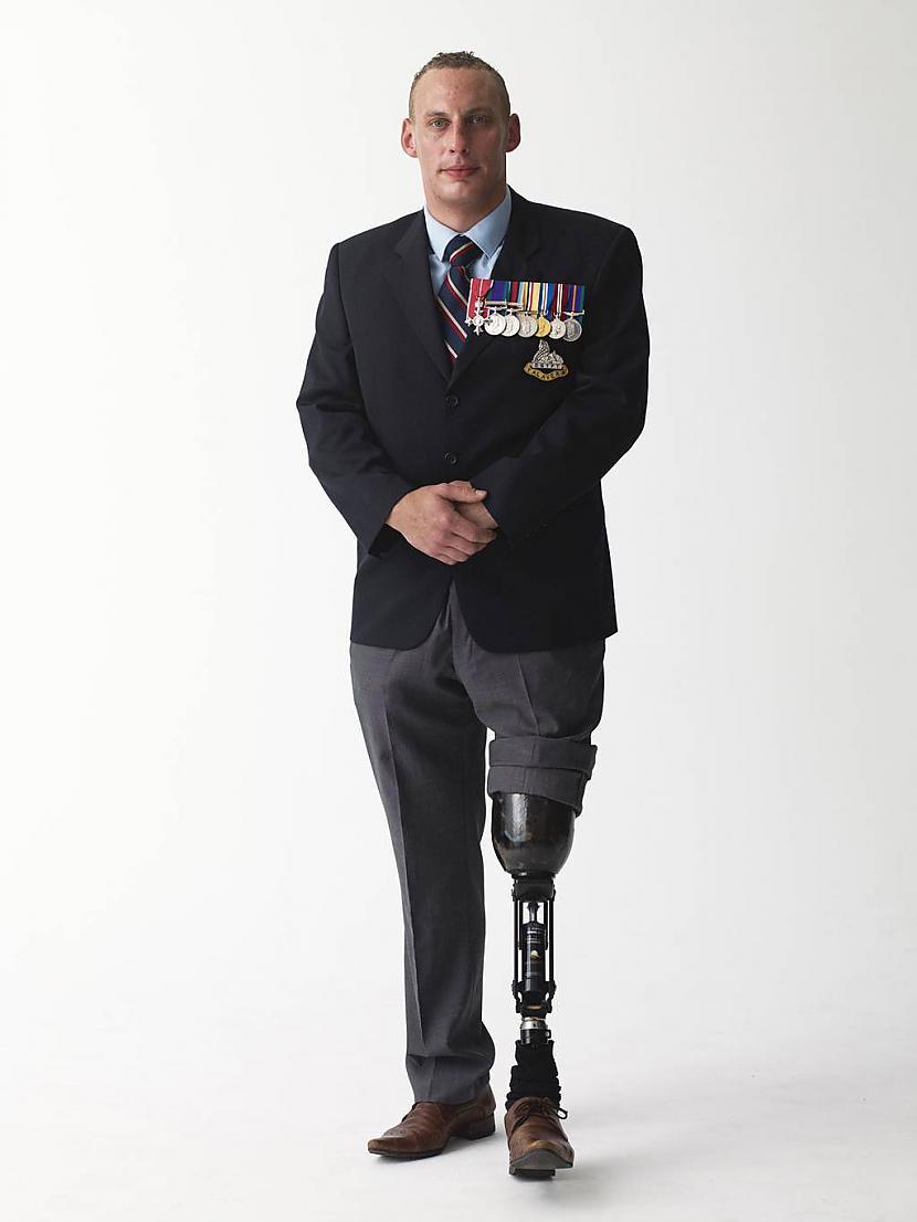 Seržants Marks Sucliffe cieta... Autors: DeathIsComing Karavīri, kuri palika dzīvi
