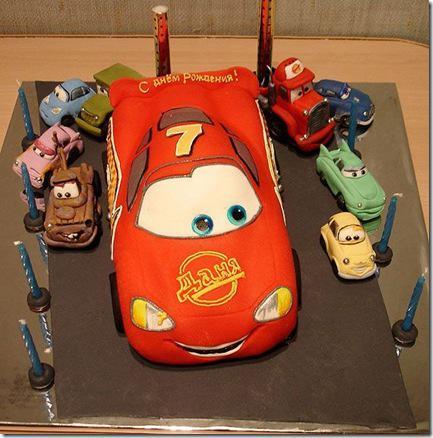 Daudz laimes dzimscaronanas... Autors: ieva5 Kreatīvas tortes no Krievzemes