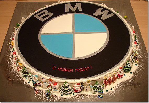 Laimīgu Jauno Gadu Autors: ieva5 Kreatīvas tortes no Krievzemes