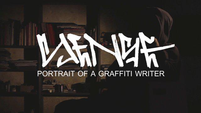 Autors: Artūrs900888 Sense - Portrait Of A Graffiti Writer.