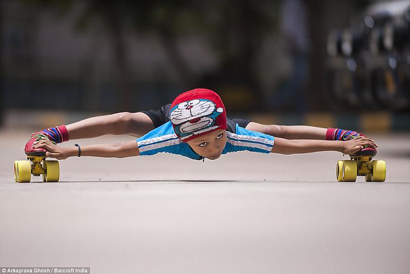 Gagans Satiscarons praktizējas... Autors: BodyBoard Spilgtākās fotogrāfijas no 2014. gada! /2/