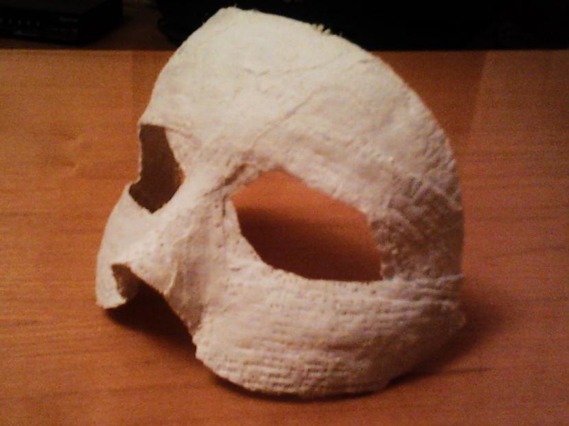 Lūk kāda maska sanāca kad to... Autors: Niknā mirāža Maska karnevālam