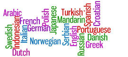 Āfrikā tiek runāts aptuveni... Autors: spekiis Fakti par dažādām pasaules valodām