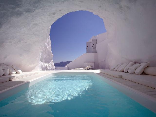 Katikies Hotel Santorini... Autors: im mad cuz u bad Kur vislabāk pavadīt Valentīndienu?