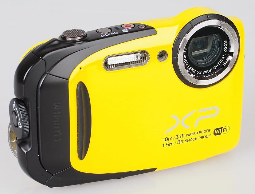 9 vieta Fujifilm XP70 16MP... Autors: FINE Zemūdens kameru TOP10