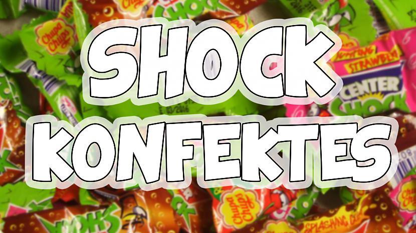 Autors: BizBony Shock konfektes - Vai atceries?