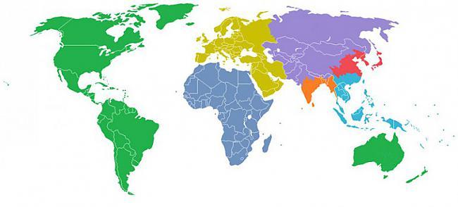 Ja Zemeslodi sadalītu 7... Autors: Sulīgais Mandarīns 7 pasaules kartes, kas iespējams padarīs tevi gudrāku