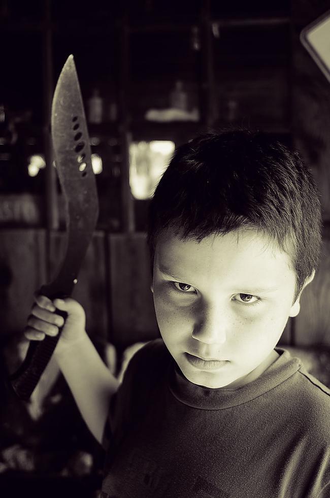 Mand dēls reiz savā maigākajā... Autors: Vampire Lord Baidies no bērniem? 3