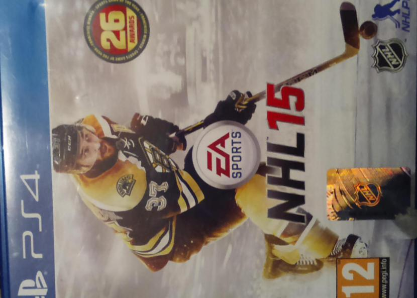 Autors: Petrovsyan HUT(hockey ultimate team)NHL15