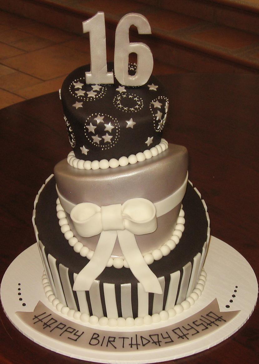 Viņas torte Autors: SunChirka Pazudusī 30.