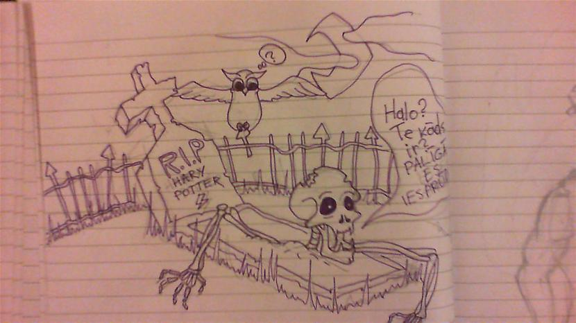 Potters Autors: IstillLoveYou Mana klade!