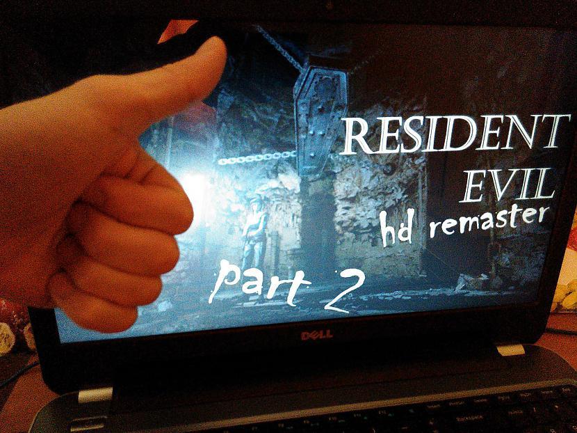 Autors: bgcentrs Lienu Kapā - Resident Evil HD Remaster part #2