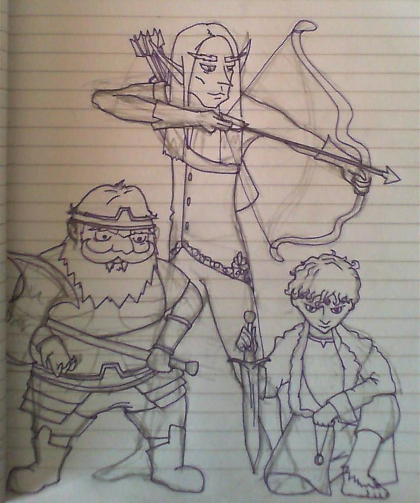 Autors: IstillLoveYou Manas ilustrācijas!