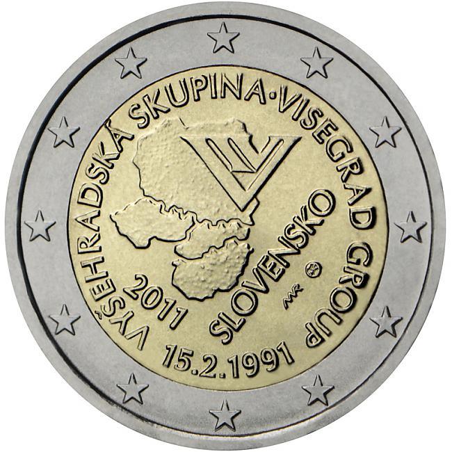Notikums kuram par godu tika... Autors: KASHPO24 Slovākijas eiro monētas