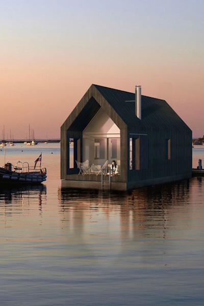 Autors: Gostlv 10 spridzīgas ezera mājas