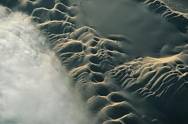 Kāpas uz austrumiem no Nazca... Autors: Lords Lanselots Kā pasauli redz putni?