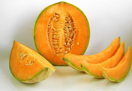 Melone un ķirbis no... Autors: logout NEliec šos produktus ledusskapī!