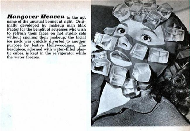 Ledus maska  Ledus maska no... Autors: Lords Lanselots Ko tik tie cilvēki neizgudro!!!