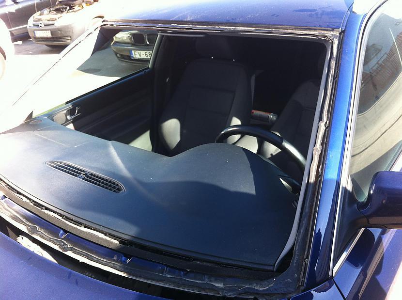 Vasaras rezims  Autors: endreiks Audi bez stikla