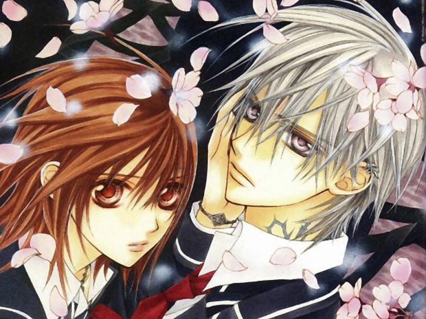 Sooooo Cute Autors: Drowned Girl Vampire Knight