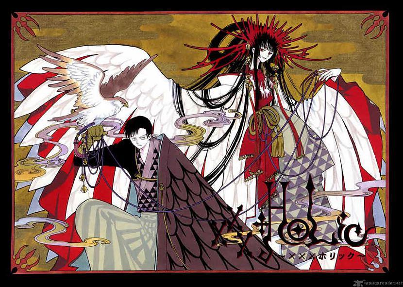 xxxHolicvēl viena mistikas... Autors: noodle anime TOP