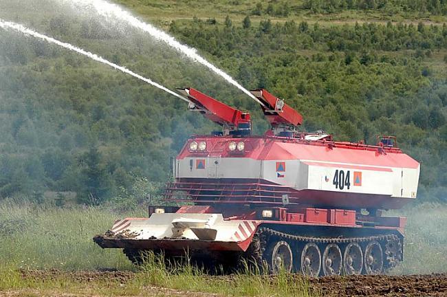 nbsp nbspIzmēru ziņā... Autors: Mao Meow SPOT-55 – tanks ugunsdzēsējiem!