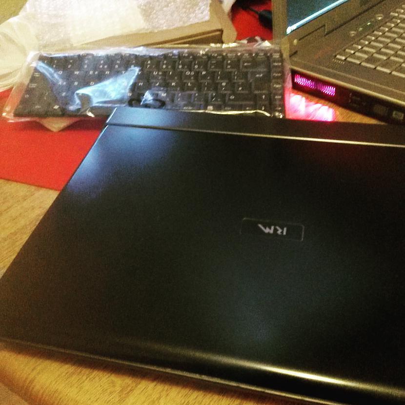 Tātad  Intel Core Duo... Autors: Fosilija RM laptopa lodēšana, klaviatūras mainīšana un tīrīšana