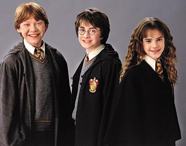 quotZelta trioquot kļūst par... Autors: sancisj 100% Nezināmi fakti par Hariju Poteru.