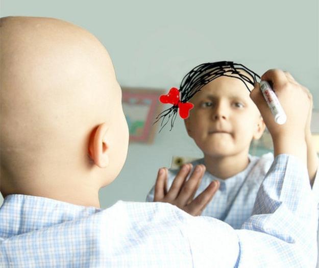 Kad ar vēzi slimai mazai... Autors: mauku mājas lukturis Nedaudz aizkustinošas bildes