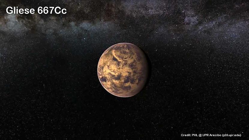 Gliese 667 Cc pazīstams arī kā... Autors: Karaliene Lilī Super zeme - Gliese 667Cc