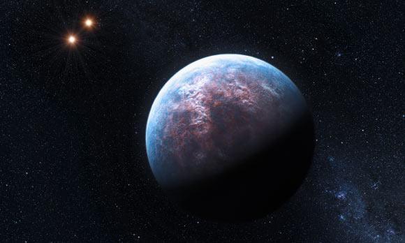 Gliese ir lielākā no savas... Autors: Karaliene Lilī Super zeme - Gliese 667Cc