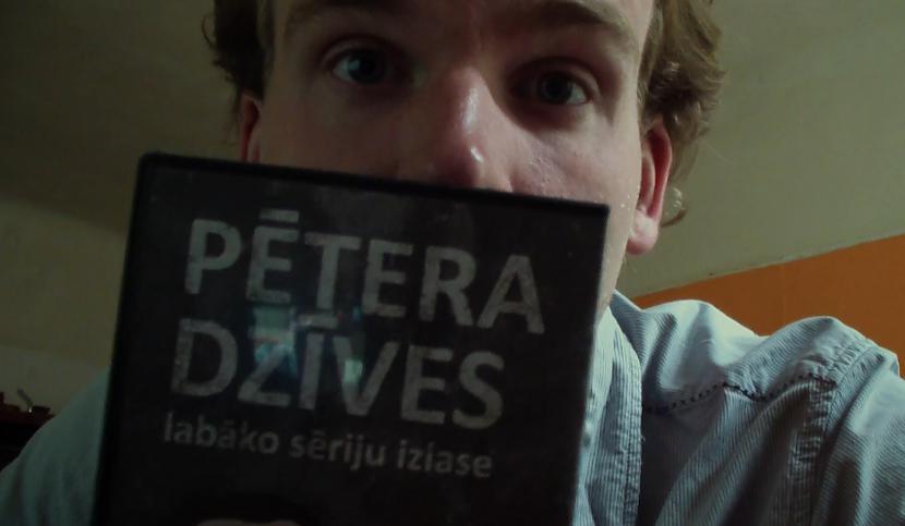 Autors: kurm1s Pēteriskais disks un komentāru lasīšana