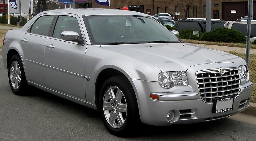 Chrysler 300 Autors: im mad cuz u bad Automašīnu hakošana? Tagad tā ir realitāte!