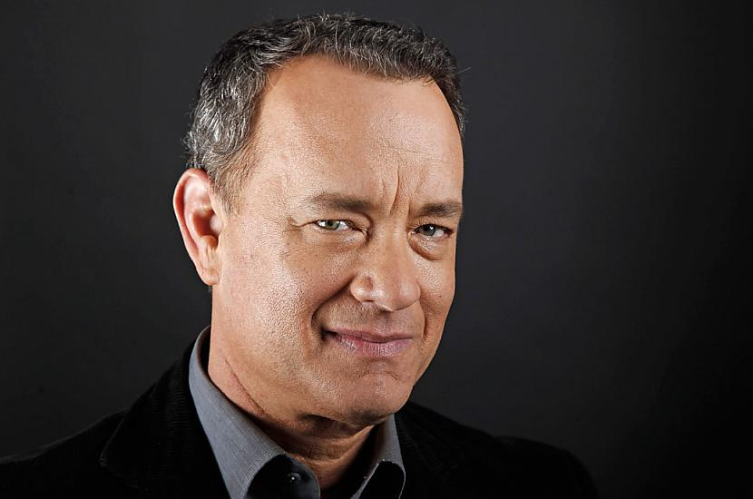 Tom Hanks Autors: Traxes 10 populāri aktieri.