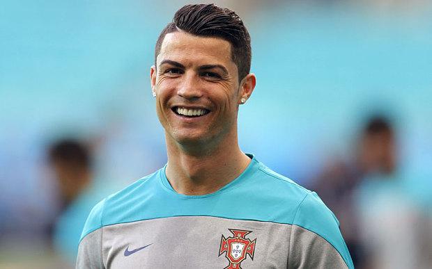 Autors: Celms65 Futbolists - Krištianu Ronaldo