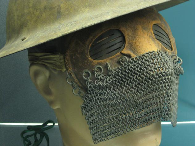 Scaronķembu maskanbspPirmajā... Autors: sancisj Creepy maskas no pagātnes