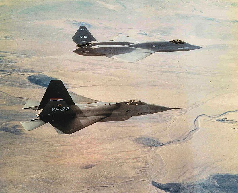 nbsp nbsp Tāpēc lai atrastu... Autors: Mao Meow YF-23 – Neredzamā lidmašīna!