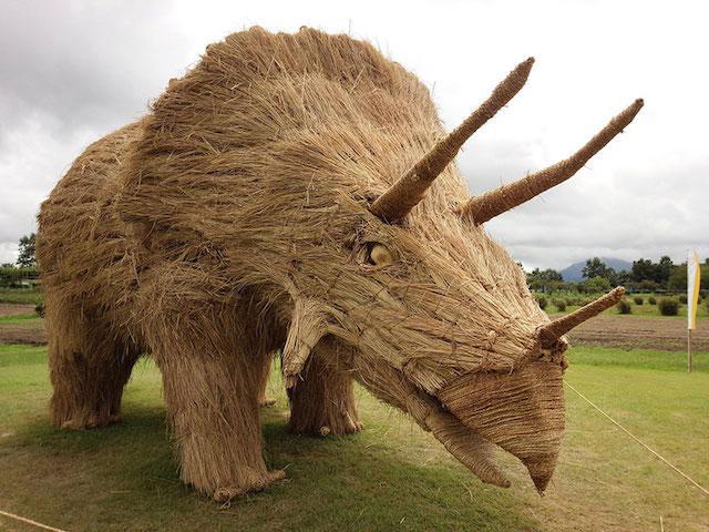 Jādomā ka dabiskā lielumā Autors: Mao Meow Rooaaw...Salmu dinozauri!