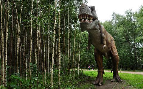 quotDinozauru parksquotšī... Autors: Fosilija Apskates objekti Lietuvā