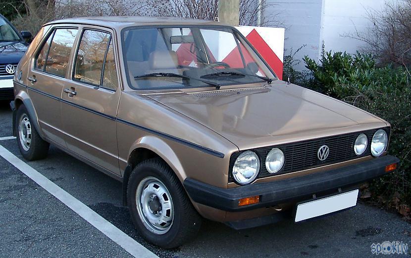 VW Golf C 1981gada 16 benzīns... Autors: skudruucisz Auto manā dzīvē