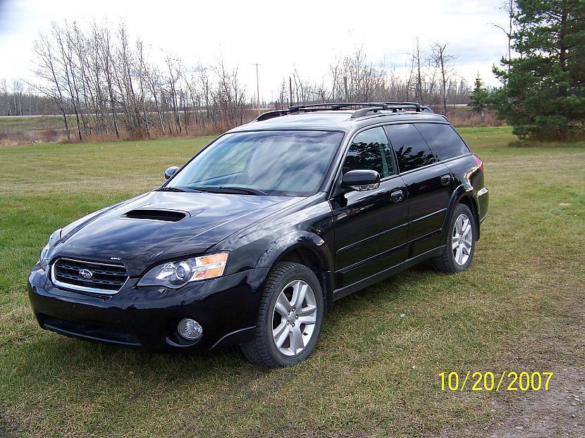 Subaru Legacy Outback 2005gads... Autors: skudruucisz Auto manā dzīvē