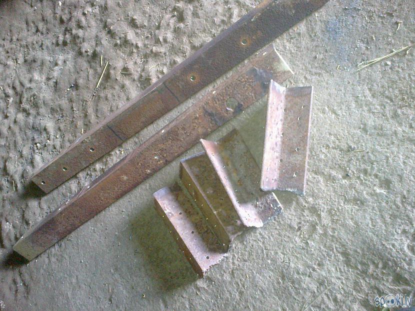 Nu izspriedu ka ar metālu... Autors: KOMANDI3RIS Žāklītis par āra galdu.