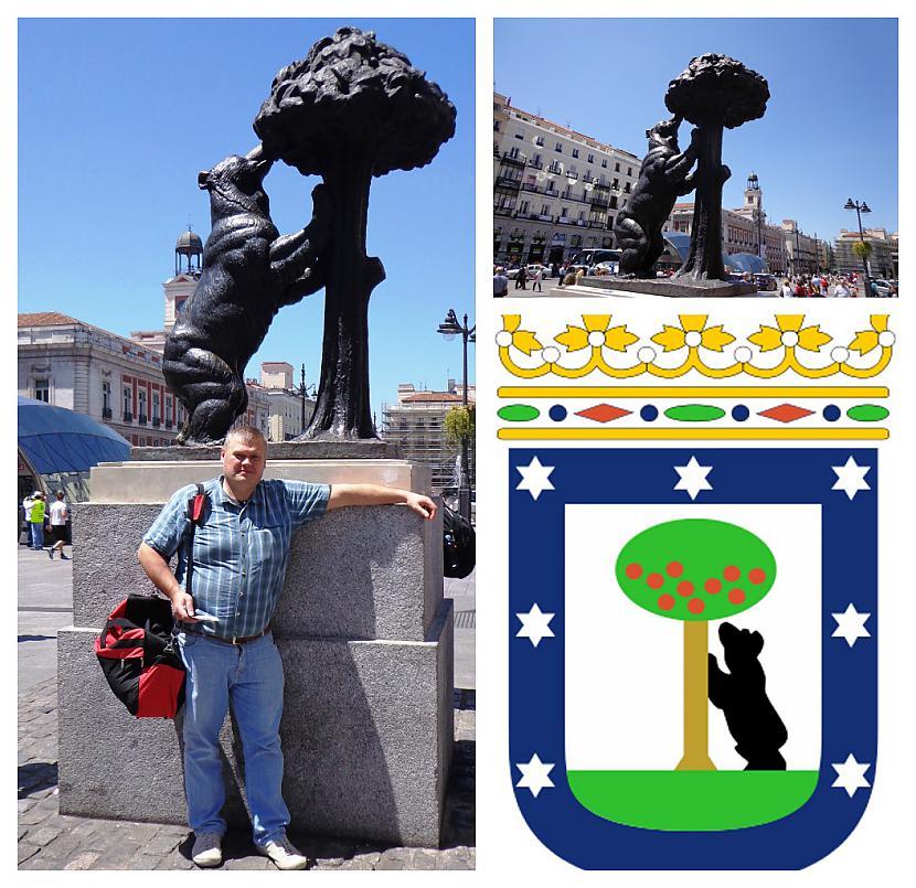 Lieta tāda ka Madrides... Autors: Pēteris Vēciņš Vecā labā Madride. Spānijas citadele Madride 1. daļa.