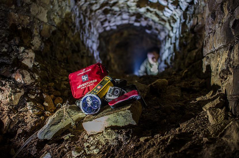 Katra digera pilsētpētnieka... Autors: Eronymusdead Bradājums: tuneļi zem Rīgas