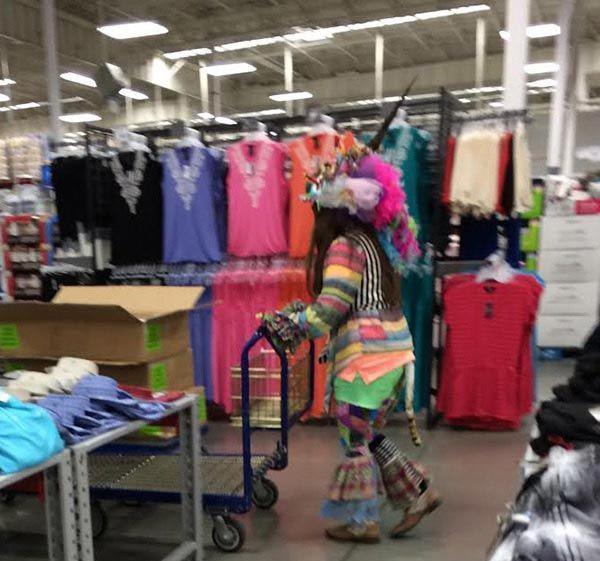 Autors: raiviiops Savādie amerikāņi lielveikalos