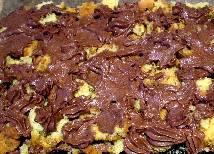 Atdzisuscarono biskvītu... Autors: rasiks Mans labākais krēms kūkām