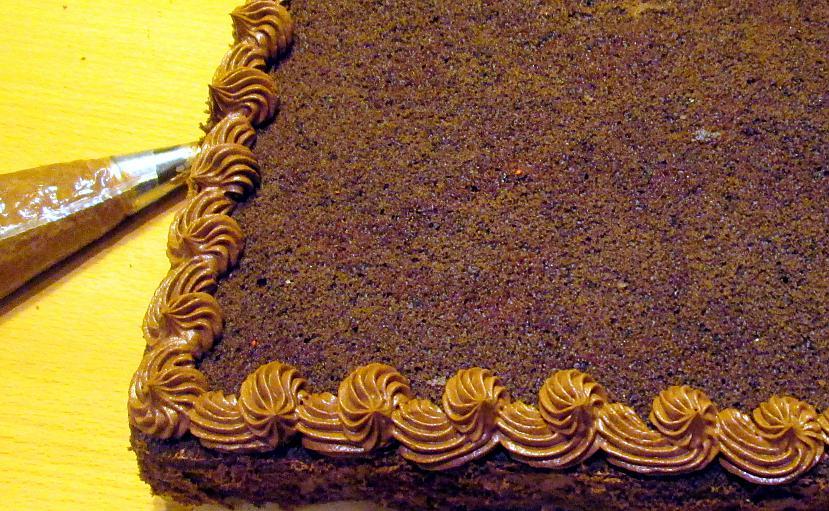 Vēl viena kūka no 3 kārtām kā... Autors: rasiks Mans labākais krēms kūkām