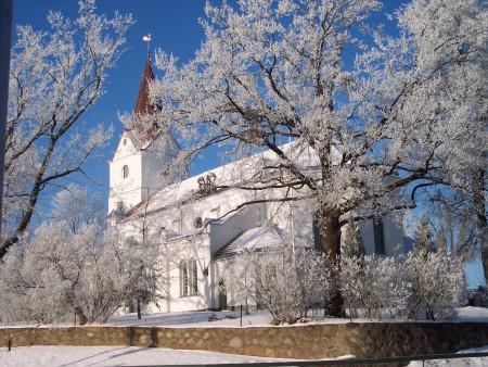 Saldus baznīca Autors: ievasjoki Driz jau ziemassvētki klāt