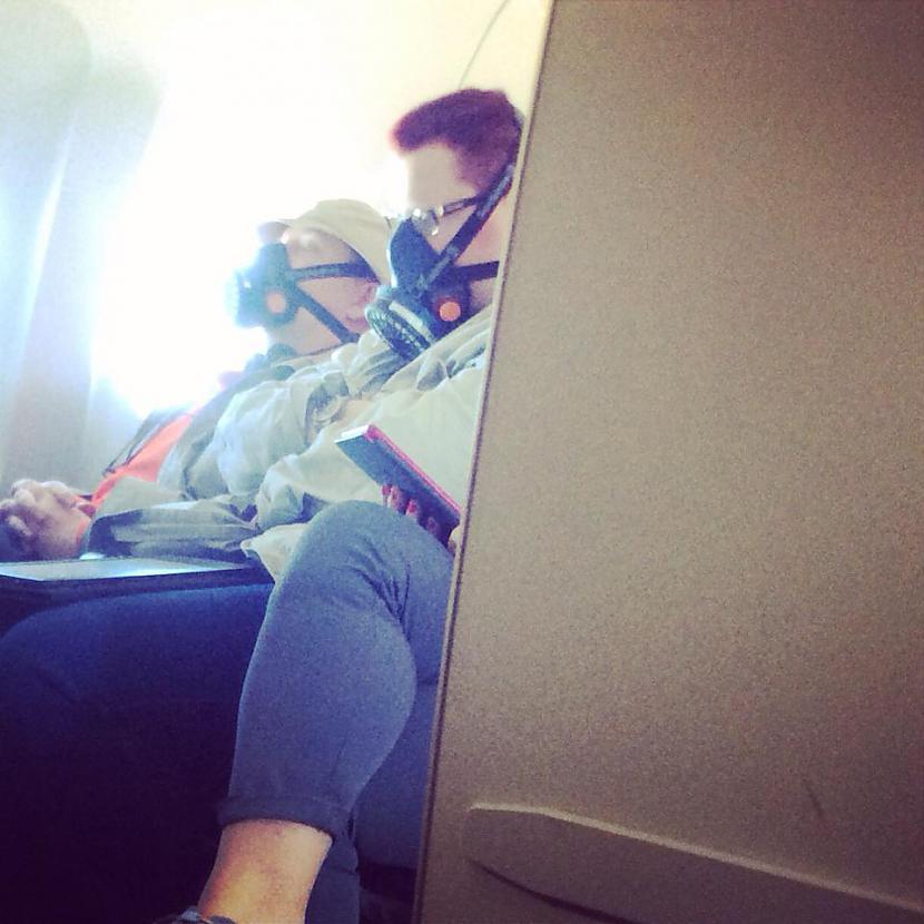 Autors: matilde PRETĪGĀKIE lidmašīnu pasažieri atgriežas!