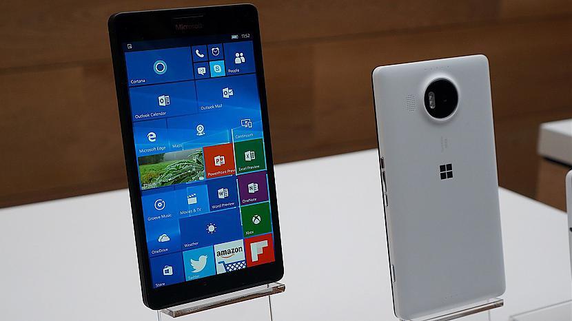 Autors: iStylelv Latvijā pieejami Microsoft Lumia 950 un 950 XL viedtālruņi